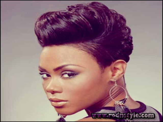 Image for 8 Pictures Of Black People Short Hairstyles