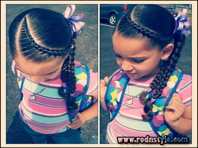 Image for 11 Pictures Of Cute Hairstyles For Mixed Curly Hair
