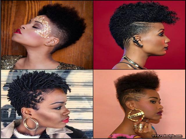 Fade Haircut For Women 12
