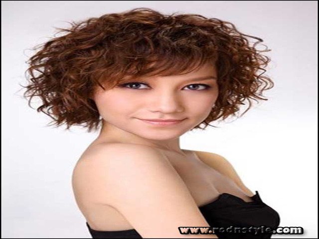 Image for 10 Gallery Of Haircuts For Curly Frizzy Hair