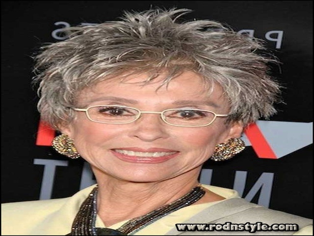 Image for 9 Pictures Of Haircuts For Women Over 70