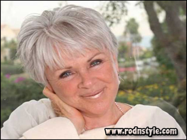 Haircuts For Women Over 70 2 | Haircuts Images