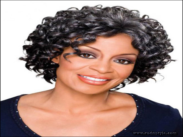 Image for 7 Pictures Of Natural Hairstyles For Older Black Woman