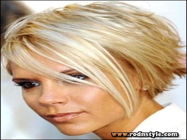 Pics Of Short Haircuts 9