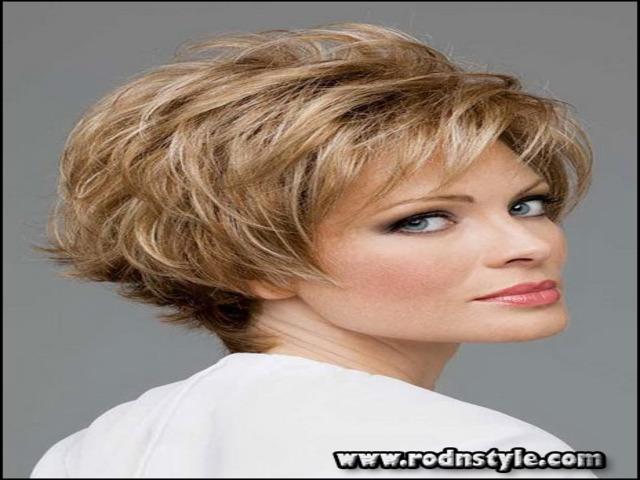 Image for 5 Gallery Of Short Haircuts For Mature Women