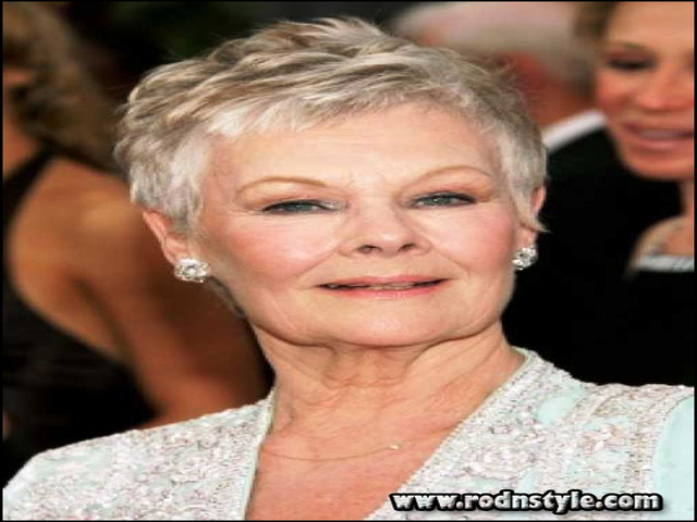 Short Haircuts For Women Over 70 2