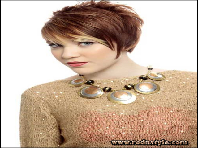 Image for 4 Gallery Of Short Sassy Haircuts For Fine Hair