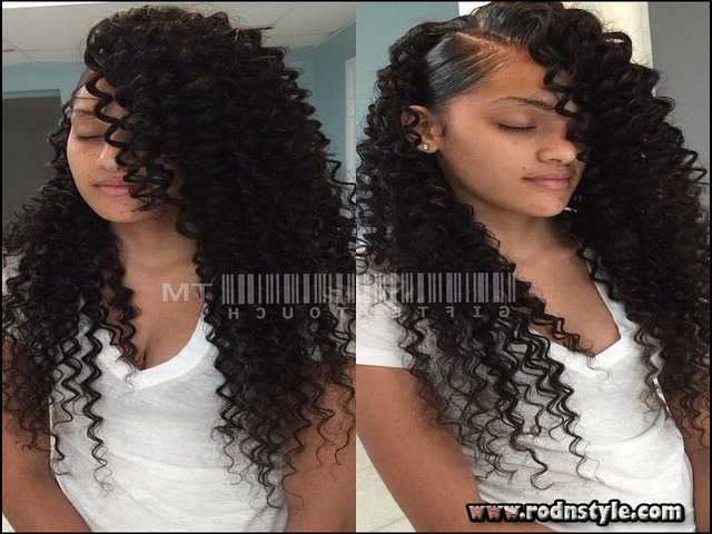 Image for New Style 11 Pictures Of Beach Curl Weave Hairstyles