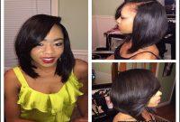 Bob Hairstyle Sew In 10