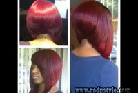 Bob Hairstyle Sew In 11