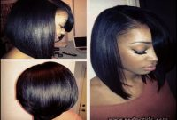 Bob Hairstyle Sew In 7