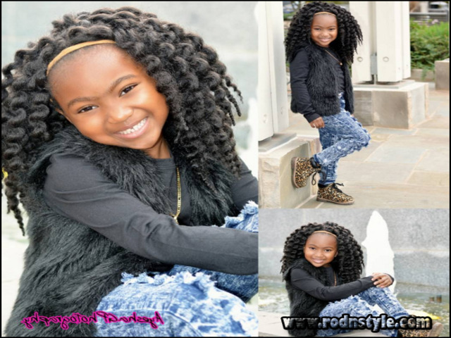 Crochet Hairstyles For Kids 11