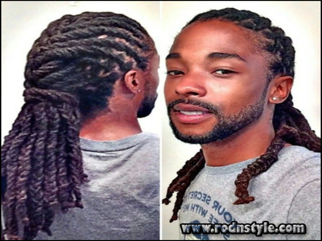 Dread Hairstyles For Men 4