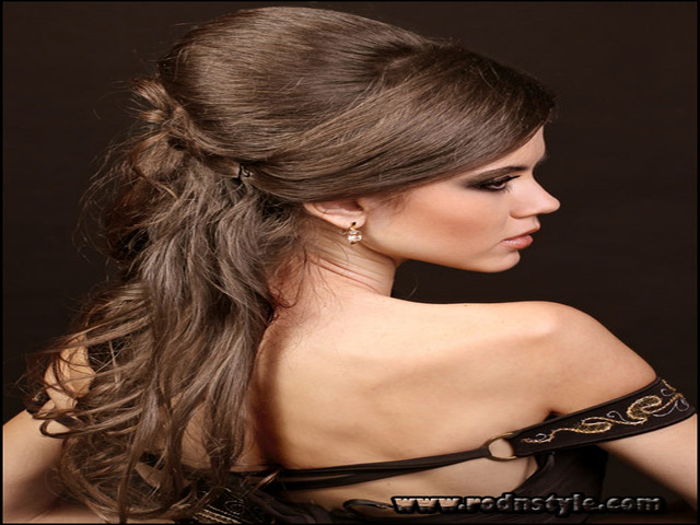 Image for How To Make Your Evening Hairstyles For Long Hair Look Like A Million Bucks