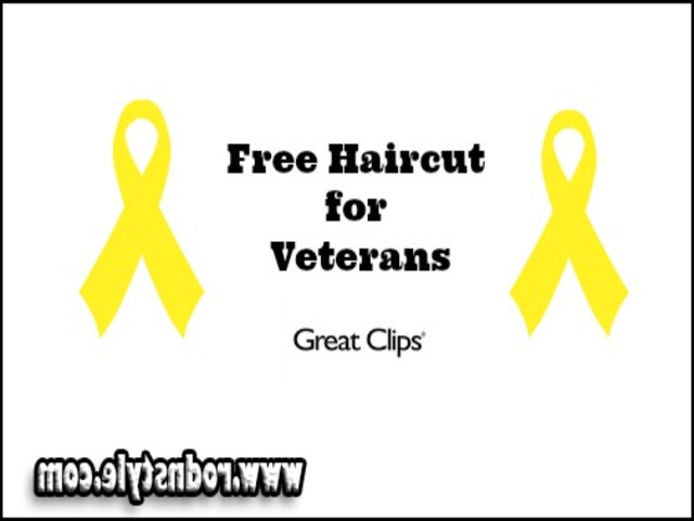 Image for Learn To (Do) Free Haircuts For Veterans Like A Professional