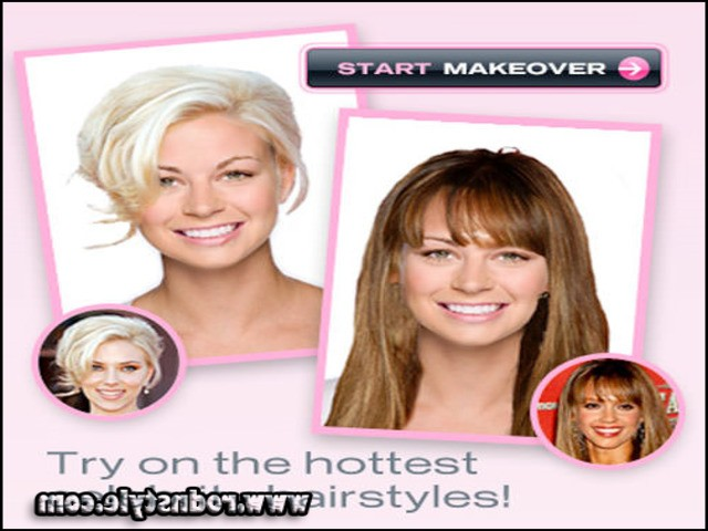 Free Virtual Hairstyles Upload Photo 3 | Haircuts Images