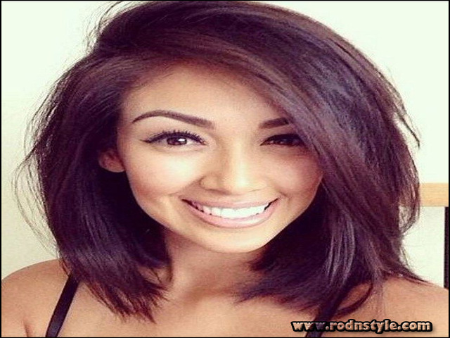 Hairstyles And Colors For Medium Length Hair 13