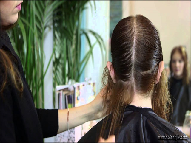 Hairstyles For Damaged Hair 8