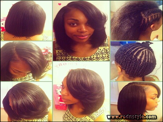 Image for How To Make Your Hairstyles For Sew In Weaves Look Like A Million Bucks