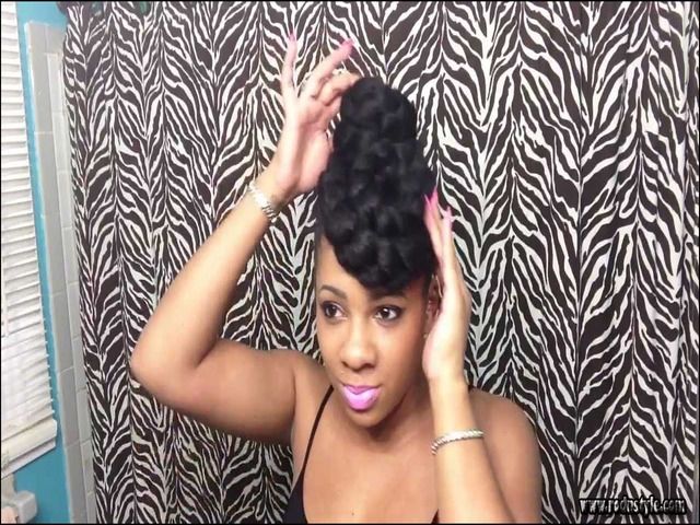 Hairstyles With Jumbo Braiding Hair 12