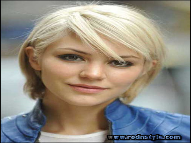 Short Haircuts For Fine Straight Hair 2 | Haircuts Images