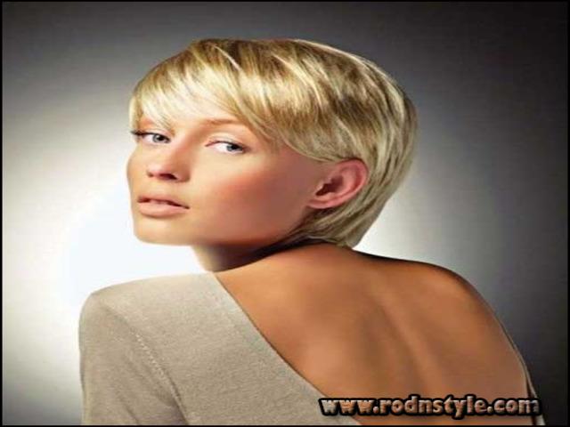 Short Haircuts For Fine Straight Hair 6