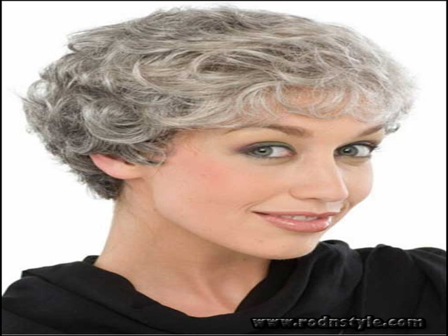 Image for This Week's Top Stories About Short Haircuts For Grey Hair