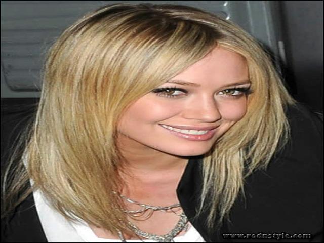 Mid Length Hairstyles Fine Hair 4