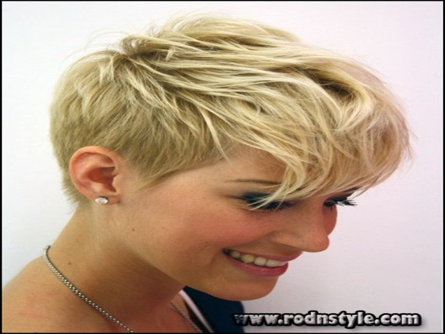 Image for The 8  Worst  Pictures Of Pixie Haircuts  in History