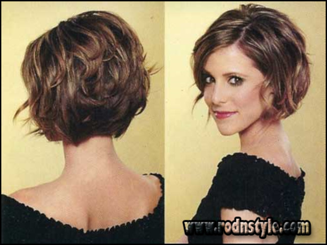 Pictures Of Short Bob Haircuts 8