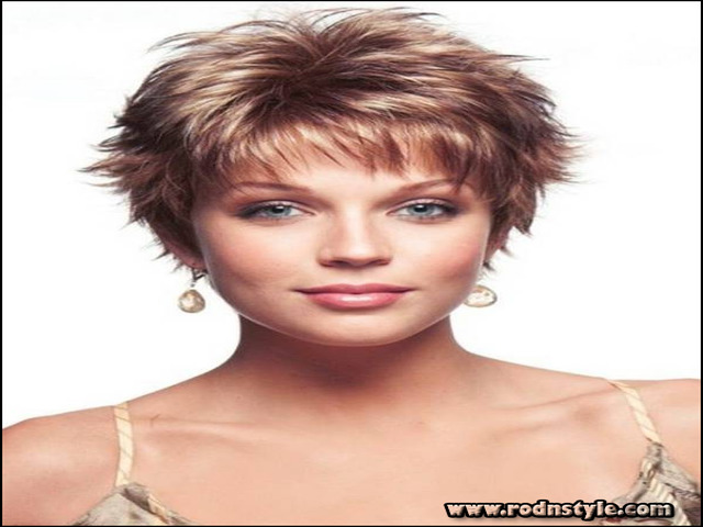 Pictures Of Short Haircuts For Fine Hair 11