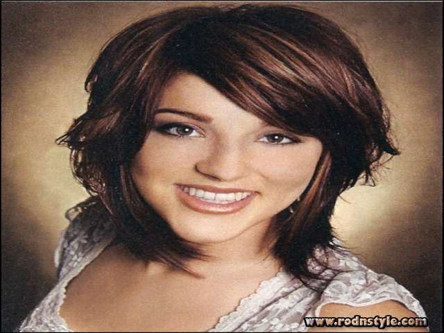 Shaggy Hairstyles For Thick Hair 11