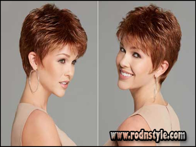 Image for 12 Steps to Finding the Perfect Short Choppy Hairstyles For Over 50