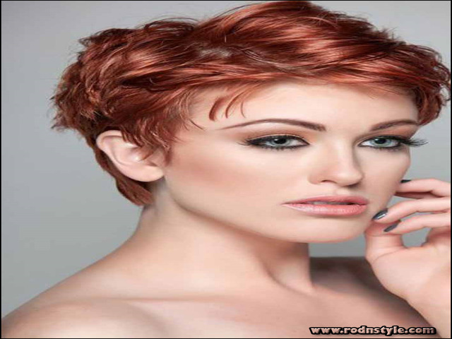 Short Haircuts For Curly Hair 2015 1