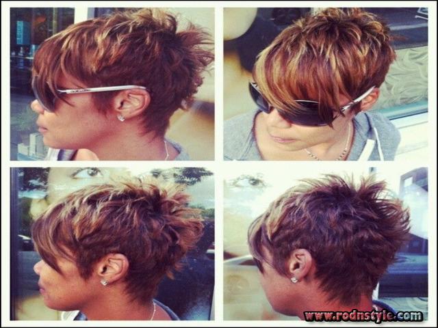 Short Haircuts Front And Back 5