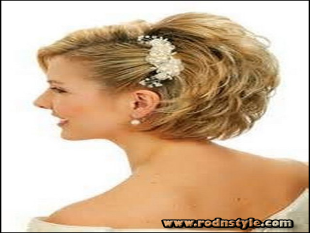 Short Hairstyles For Mother Of The Bride 1
