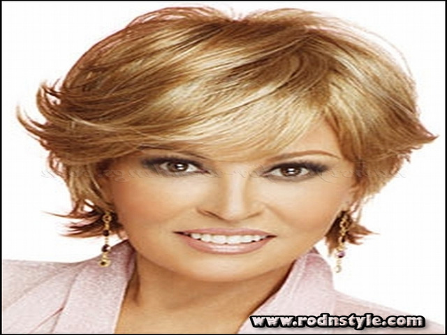 Short Hairstyles For Mother Of The Bride 7