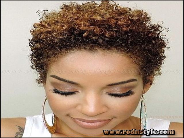 Short Natural Curly Haircuts 7