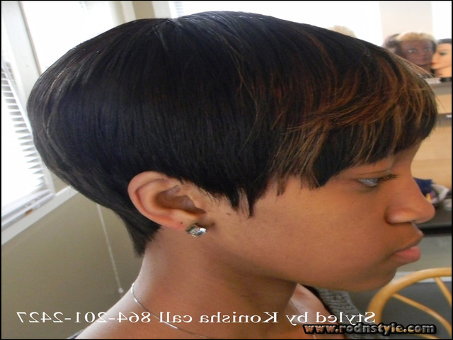 Short Sew In Weave Hairstyles Pictures 3