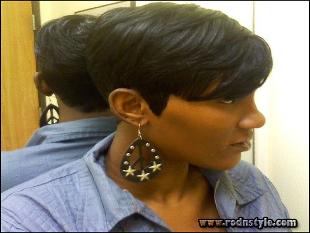 Image for Short Sew In Weave Hairstyles Pictures Explained in Instagram Photos