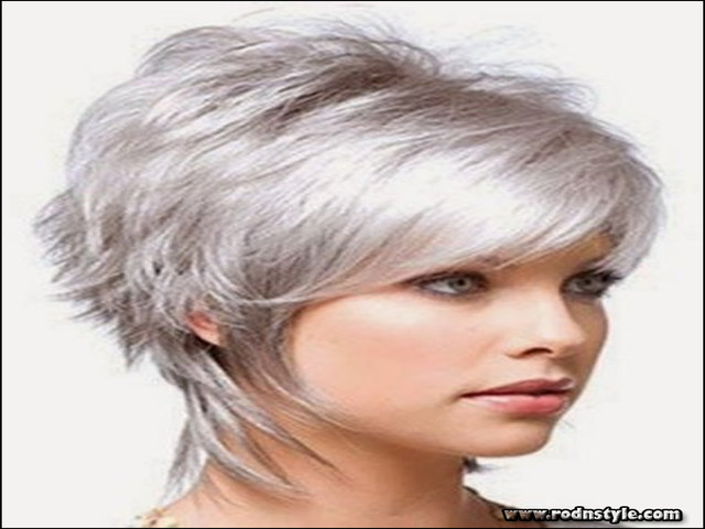 Short Shaggy Hairstyles For Fine Hair 1