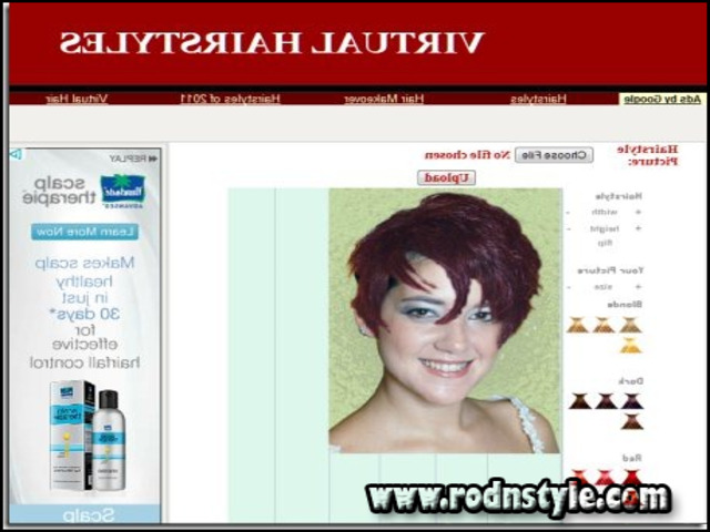 Test Out Hairstyles Online Free 5 7 8 10 12 13 0 1 3  4