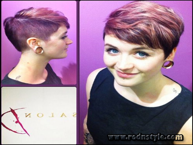 Image for 10 Tips for Making a Good Very Short Shaved Womens Haircuts Even Better