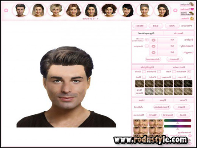 Virtual Hairstyles For Men 4