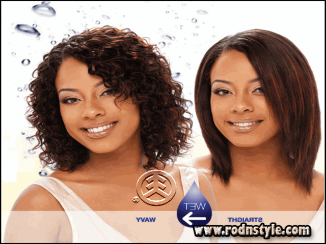 Image for 10 Quick Tips About Wet And Wavy Weave Hairstyles
