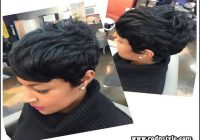 28 Piece Weave Short Hairstyle 11