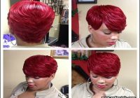 28 Piece Weave Short Hairstyle 2