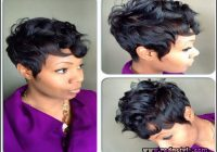 28 Piece Weave Short Hairstyle 3