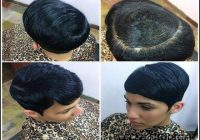 28 Piece Weave Short Hairstyle 6