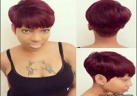 28 Piece Weave Short Hairstyle 7